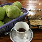 Instead of using apples why not guavas