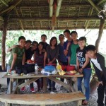 Bacolod City College gathering data for their school report